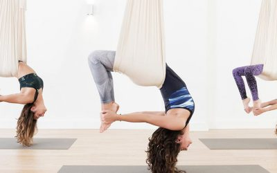 retraite flying yoga